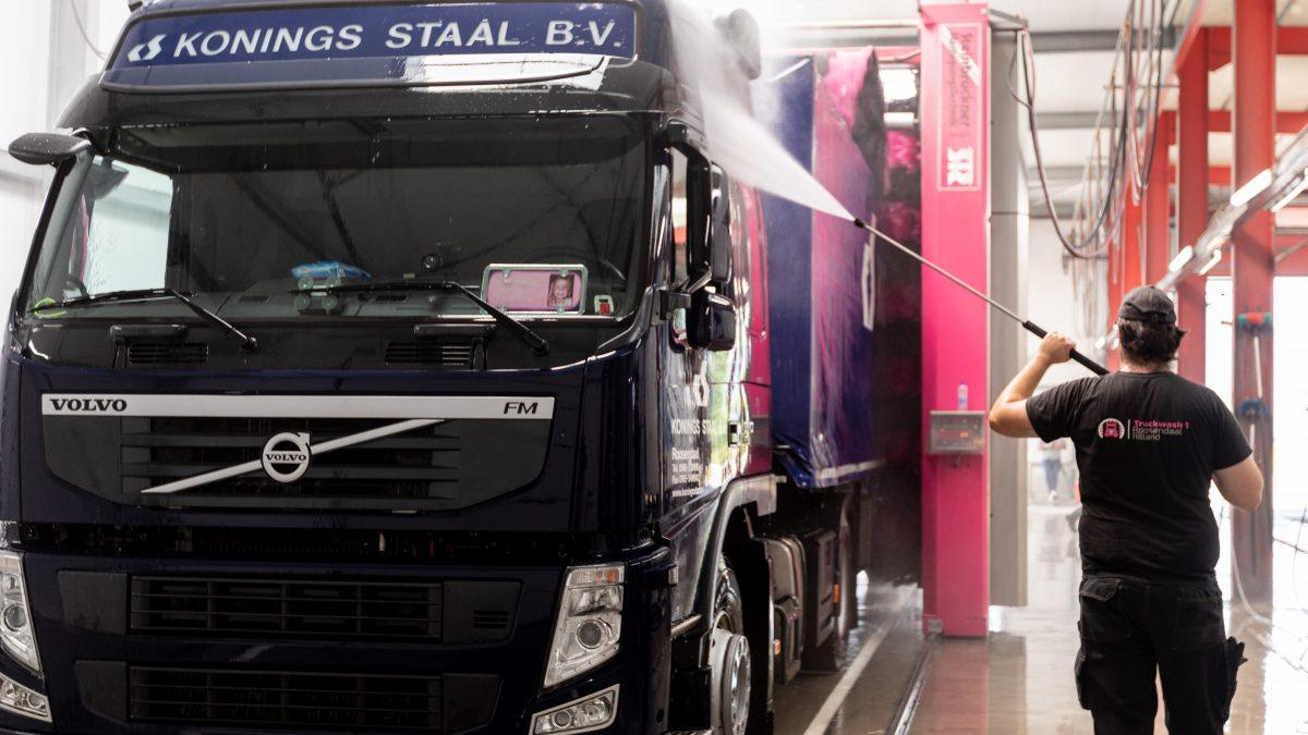 Truckwash 1: Alles voor je truck