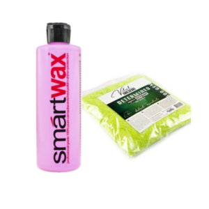 Combinatie Smartwax SmartWAX en Determined Edgeless Buffingtowel