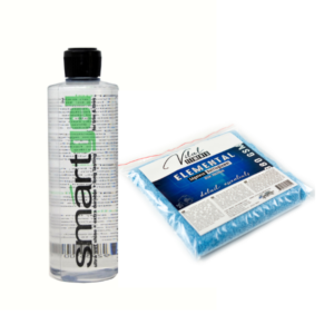 Combinatie Smartwax Smartgel En Element Edgeless Buffingtowel