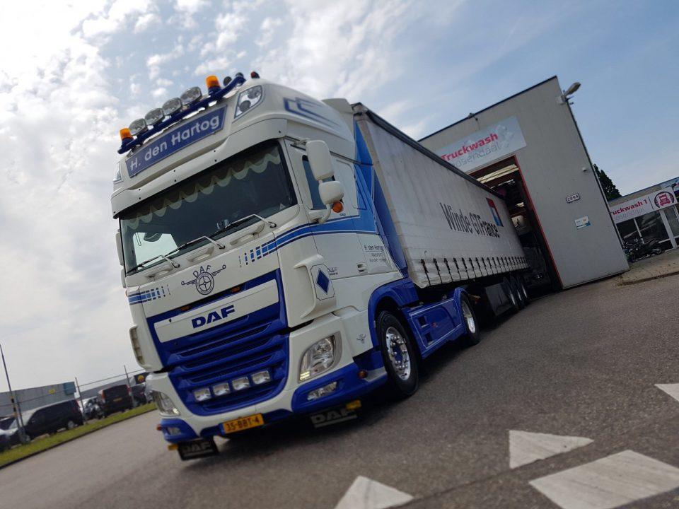 Vrachtwagen, chauffeurs, wetten & regels