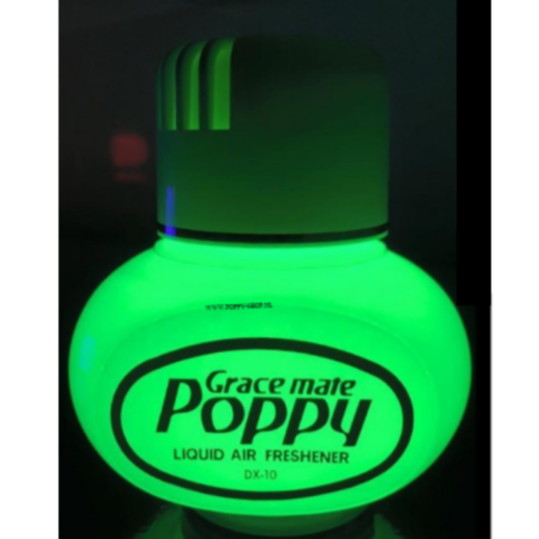 poppy ledverlichting 12-24v groen verlicht