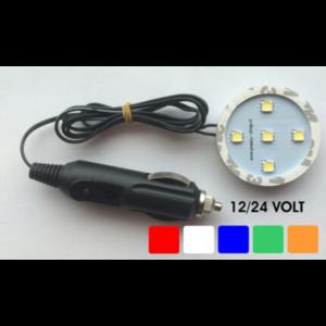 poppy ledverlichting LEDBASE 12-24v 5 Kleuren